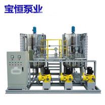 自动加药装置-宝恒泵业