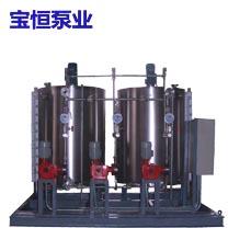 锅炉加药装置-宝恒泵业