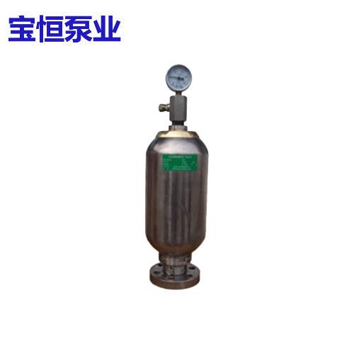 气囊式脉冲阻尼器