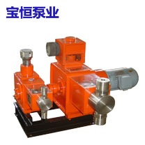 3J串联计量泵