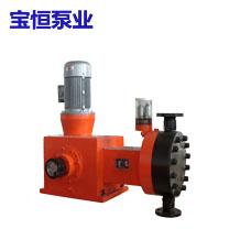 JDM隔膜计量泵