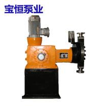 JTM隔膜计量泵