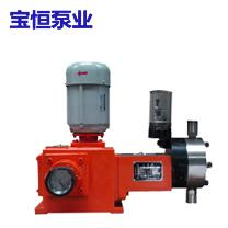 JWM隔膜计量泵
