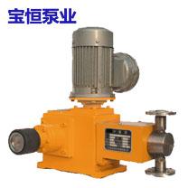 JX柱塞计量泵