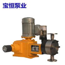 JXM隔膜计量泵