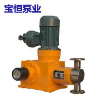 JZ柱塞计量泵
