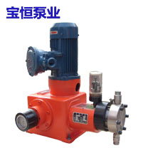JZM隔膜计量泵